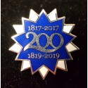 Pin's bicentenaire