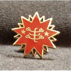 Pin's étoile & signe