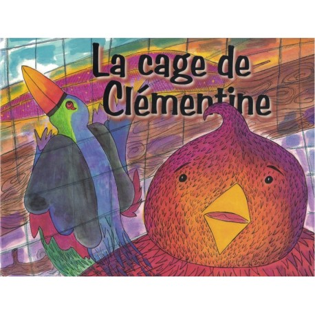 Cage de Clémentine