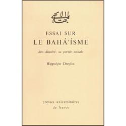 Bahá'ís éminents au temps de Bahá'u'lláh par Hassan M.Balyuzi