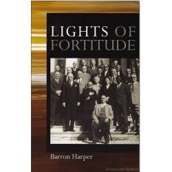Lights of Fortitude , auteur Harper Barron, portraits à la plume de chacune des 50 mains de la cause de Dieu
