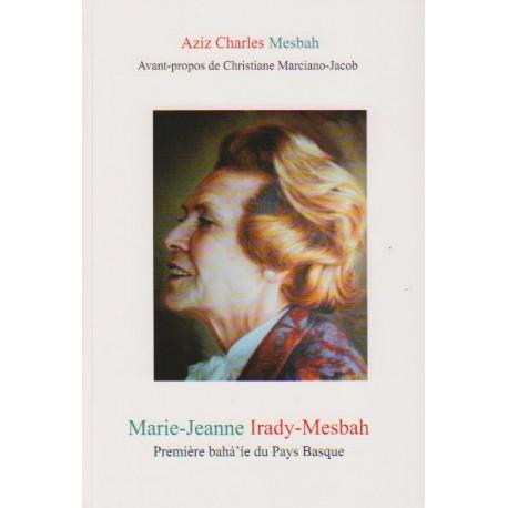 Divers Marie-Jeanne Irady-Mesbah, première bahá'íe du Pays Basque