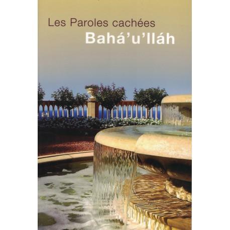 Les Paroles cachées, format agrafée , éditons Canada, image Fontaine