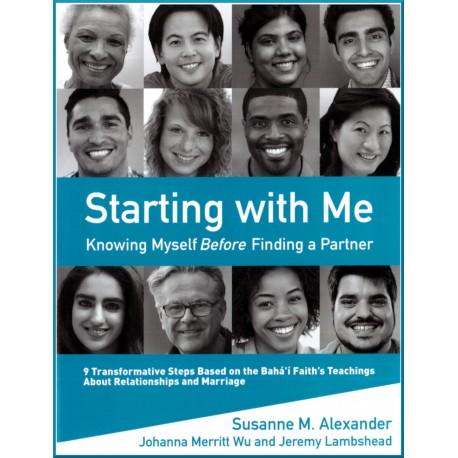 Starting With Me,  me connaître avant de trouver un partenaire en Anglais