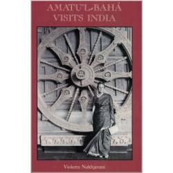Amatu'l Bahá visits India (livre en anglais)