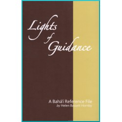 Lights of guidance, fichiers de références bahaies en anglais