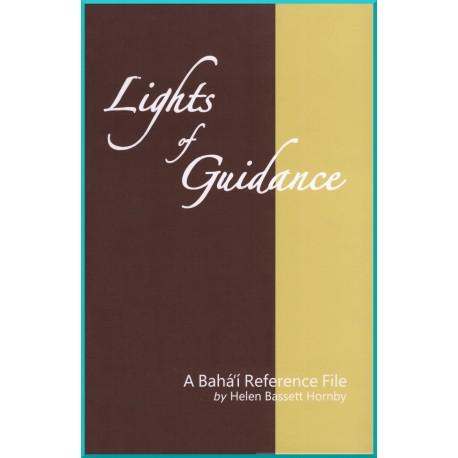Lights of guidance, fichiers de références bahaies en anglais