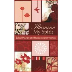 Illumine My Spirit, Livres de Prières et méditations pour les femmes en anglais