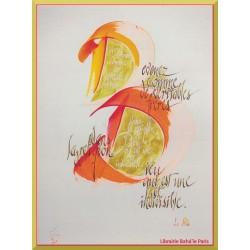 Calligraphie - C50 -...