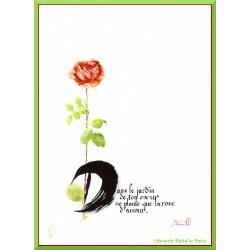 Calligraphie - C4 - 'Dans...