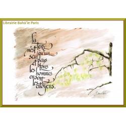 Calligraphie - C2 - 'La...