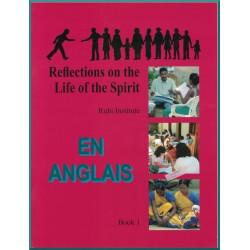 Ruhi - Livre 1 - Réflexions sur la vie de l'esprit en ANGLAIS