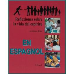 * Nouvelle Version * Livre 1 - En Espagnol -Réflection de la vie de l'esprit