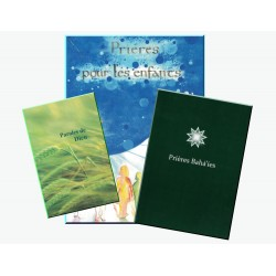 Lot de 3 Livres de Prières...