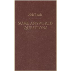 Leçons de Saint d'Acre en anglais - Some Answered Questions