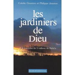 GOUVION Colette - JOUVION Philippe Jardiniers de Dieu