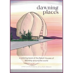 Dawning Places, Coloring Book