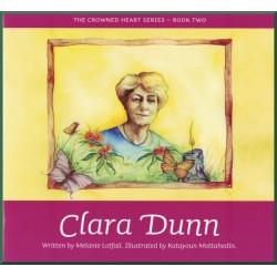 Clara Dunn , son histoire pour enfant en anglais