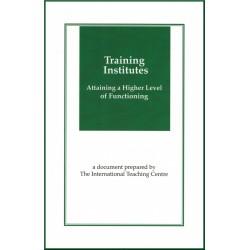 Training Institutes ,...