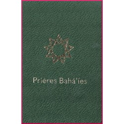 Prières bahá'íes  - (Éditions Maurice) - reliée