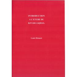 Divers Introduction à l'étude du Kitáb-i-Aqdas