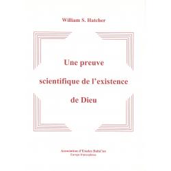 William Hatcher Preuve scientifique de l'existence de Dieu