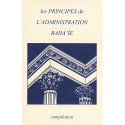 Les Principes de L'administration bahá 'ie