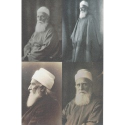 Photo Abdu'l-Bahá grand format X4