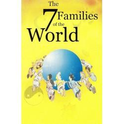 Jeu de 7 Familles du monde