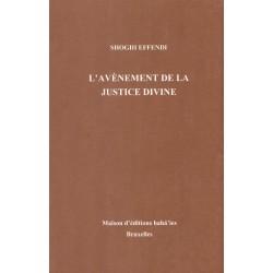 L'Avènement de la justice divine