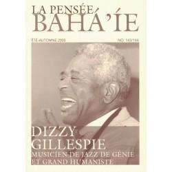 La pensée bahá'ie n°143/144 : Dizzy Gillespie