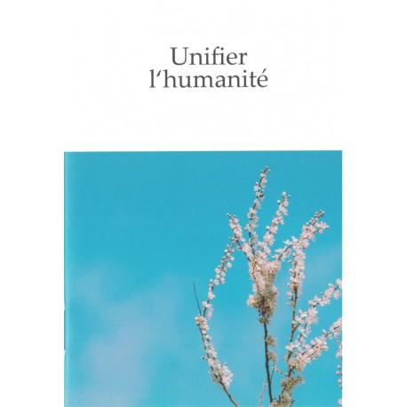 Lot de 5 livres de prières 'Unifier l'humanité'