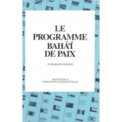 Le programme bahá'i de paix