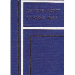 Abdu'l-Bahá Testament de 'Abdu'l-Bahá