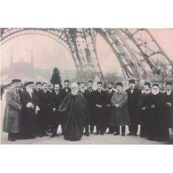 Carte postale : 'Abdu'l-Bahá à Paris