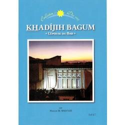 khadíjih Bagum, L'épouse du Báb