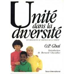 GHAI O.P. Unité dans la diversité