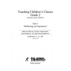 Ruhi - Livre 3 - Deuxième année - ANGLAIS- Enseigner des classes d'enfants