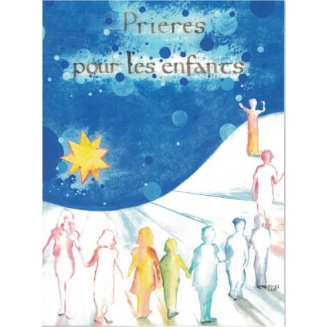 Prières pour enfants et jeunes illustrées par Claudia Goday Perez